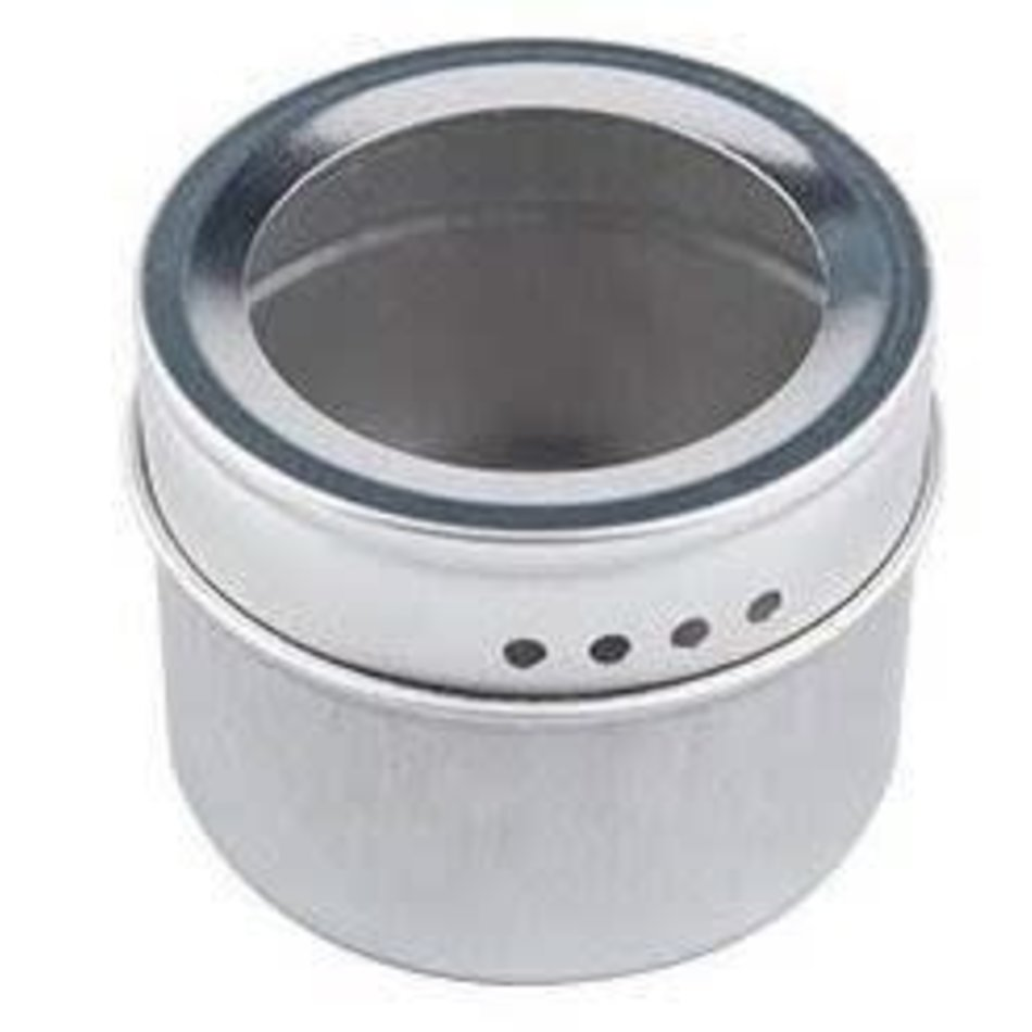 Spice Jar with Magnetic Base, Round