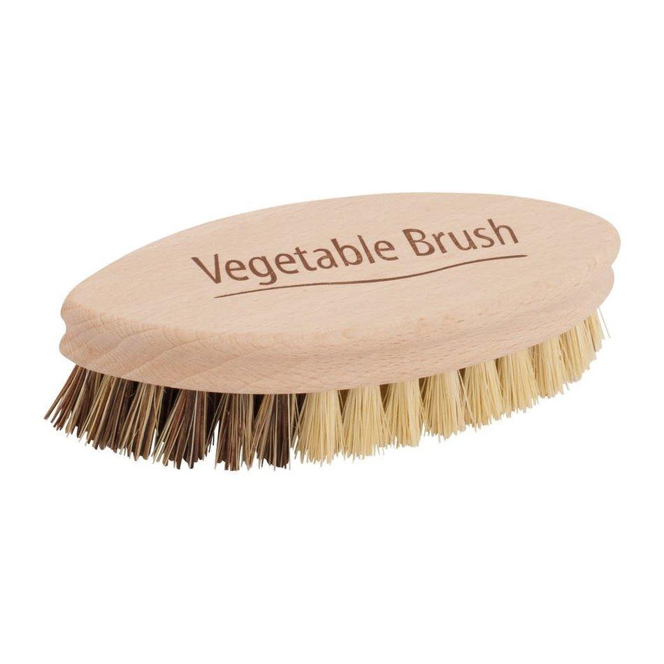 Redecker Vegetable Brush, Natural