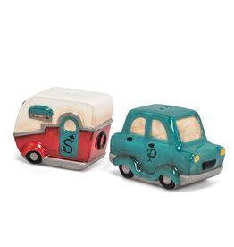Abbott Car and Camper Salt & Pepper