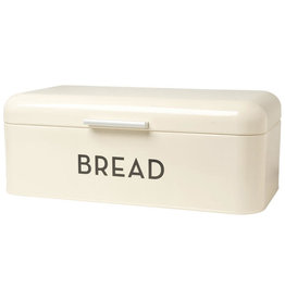 Now Designs Bread Bin Large, Ivory