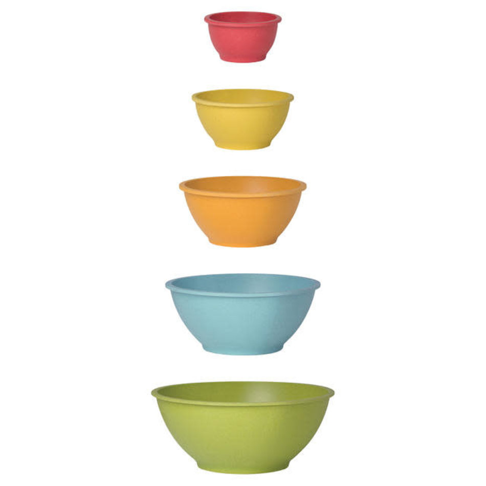 Now Designs Ecologie Mixing Bowls, Primary