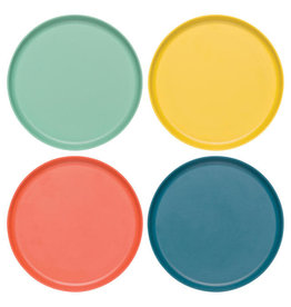 Now Designs Ecologie Fiesta, Side Plate, Set of 4
