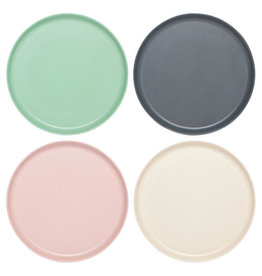 Now Designs Ecologie Tranquil Side Plate, Set of 4
