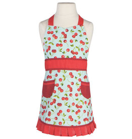 Now Designs Sally Kid's Apron, Cherries