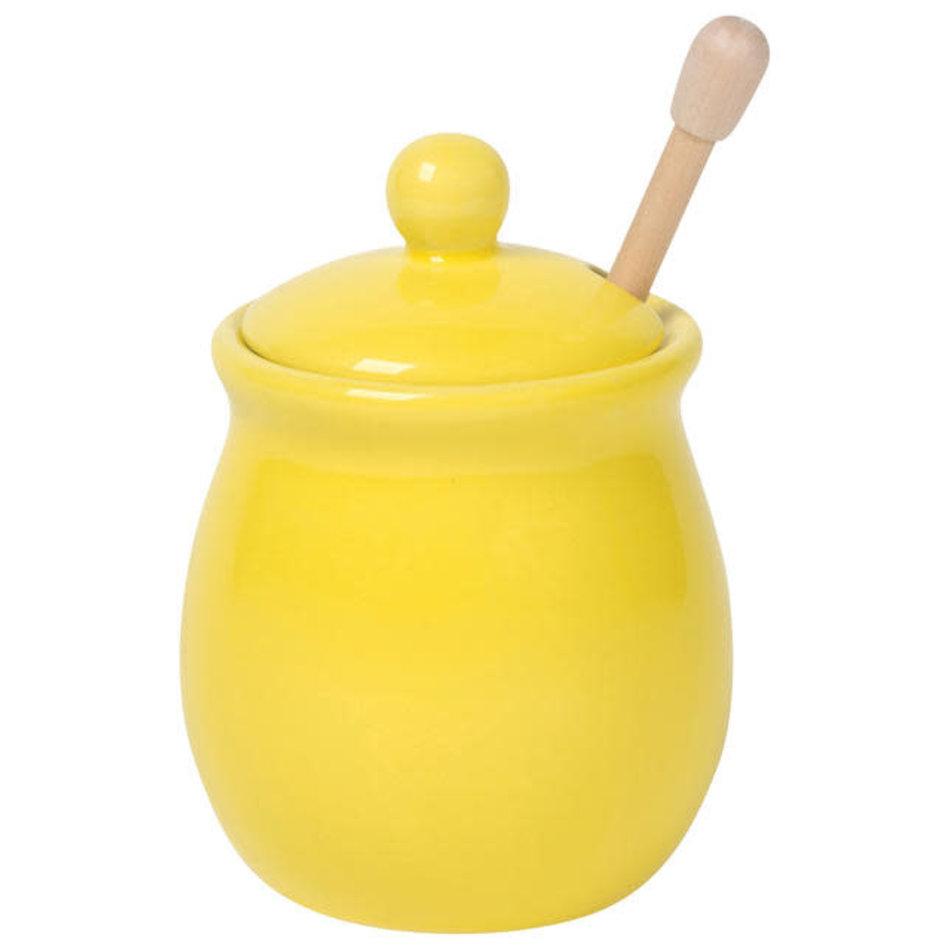 Now Designs Honey Pot, Lemon