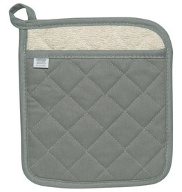 Superior Potholder, London Gray