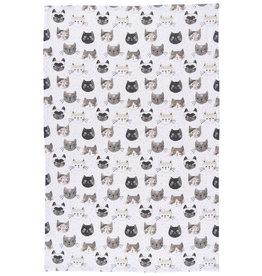 Now Designs Cat's Meow Teatowel