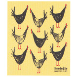 Now Designs Swedish Dishcloth, Chicken Scratch
