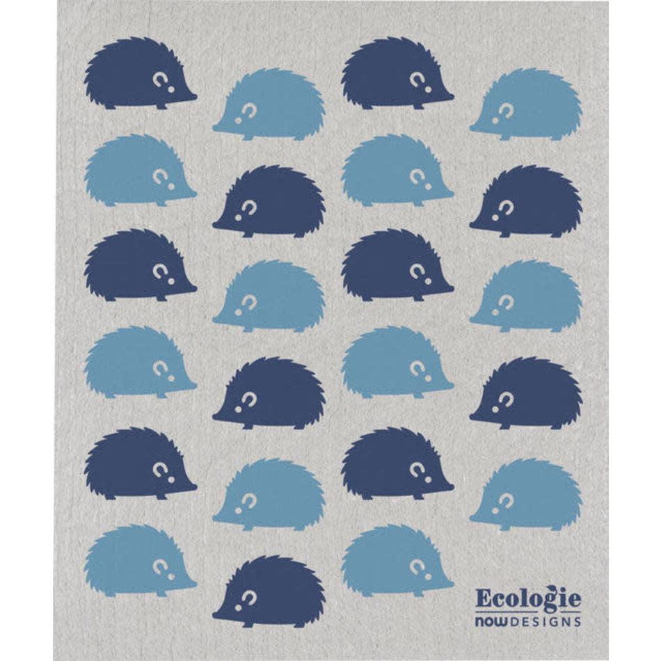 Now Designs Swedish Dishcloth, Happy Hedgehog