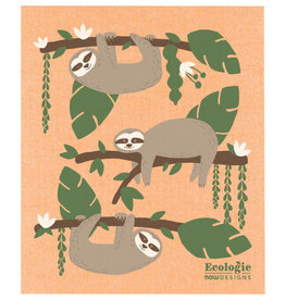 Now Designs Swedish Dishcloth, Sybil Sloth