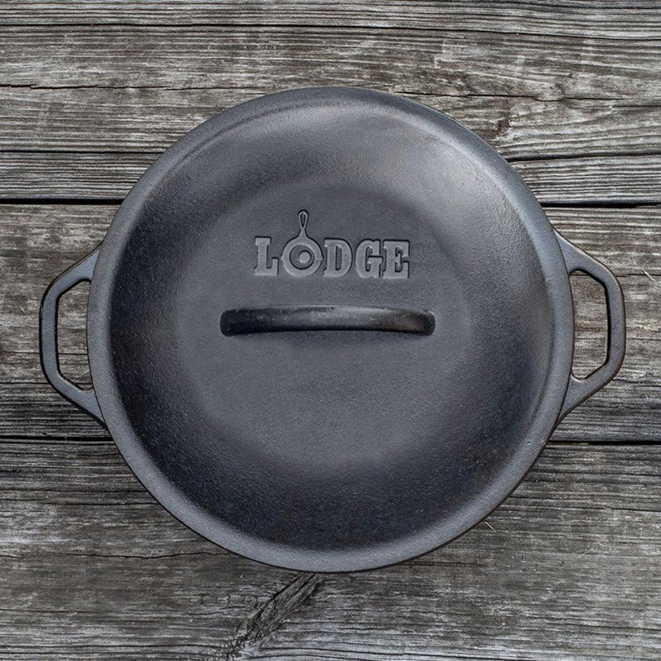 Lodge Lodge Dutch Oven, 5QT