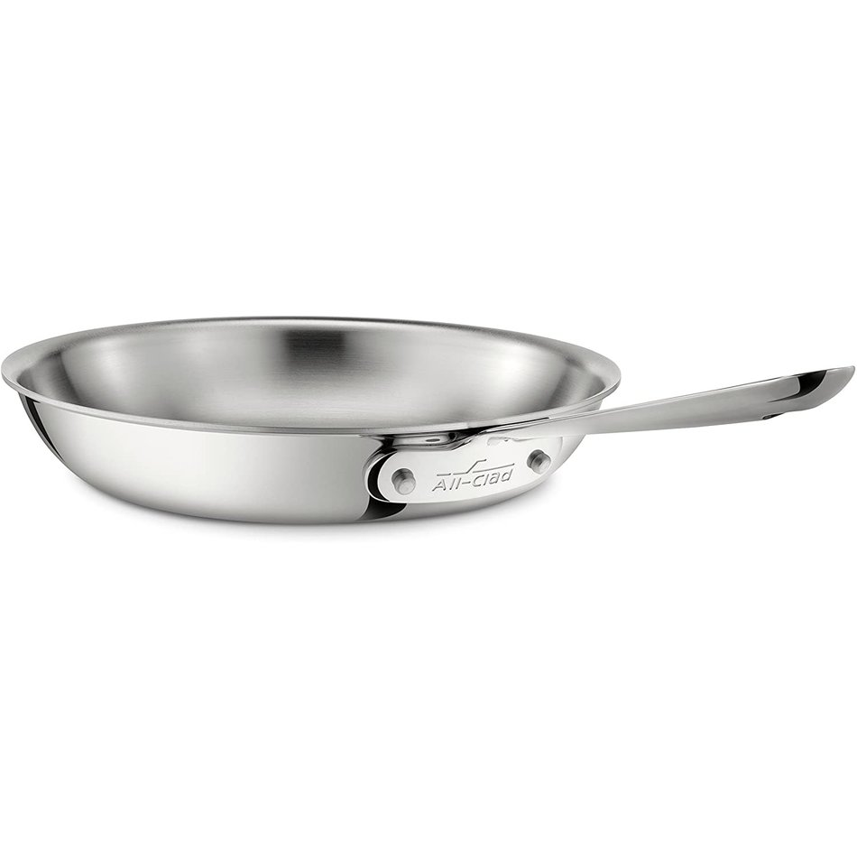 """All Clad All Clad Stainless Fry Pan, 8"""""""