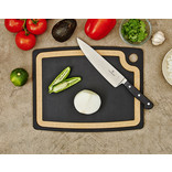 "Epicurean Epicurean Gourmet Series Board, 15""x11"", Slate/Natural"