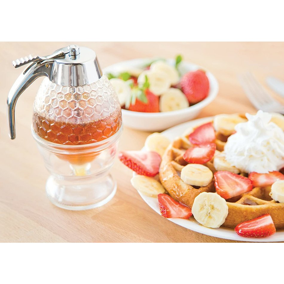 Fox Run Honey/Syrup Dispenser