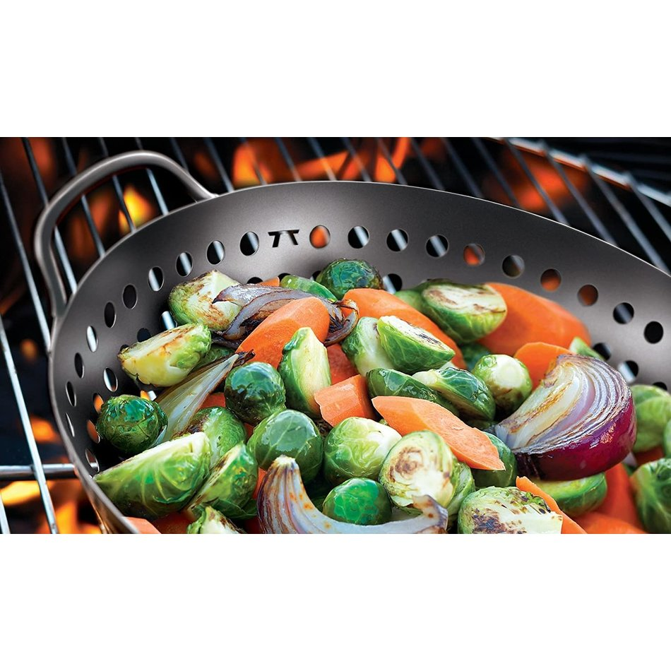Outset Outset Grill Wok, Round