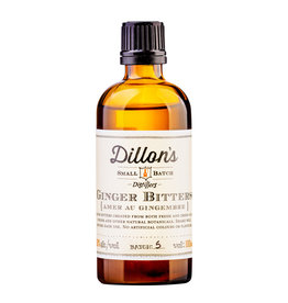 Dillon's Small Batch Distillers Dillon's Distillers, Ginger Bitters