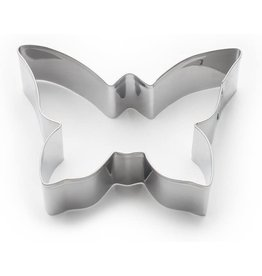 Fox Run Cookie Cutter, Butterfly 3""