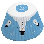 Fox Run Snowman Bake Cups