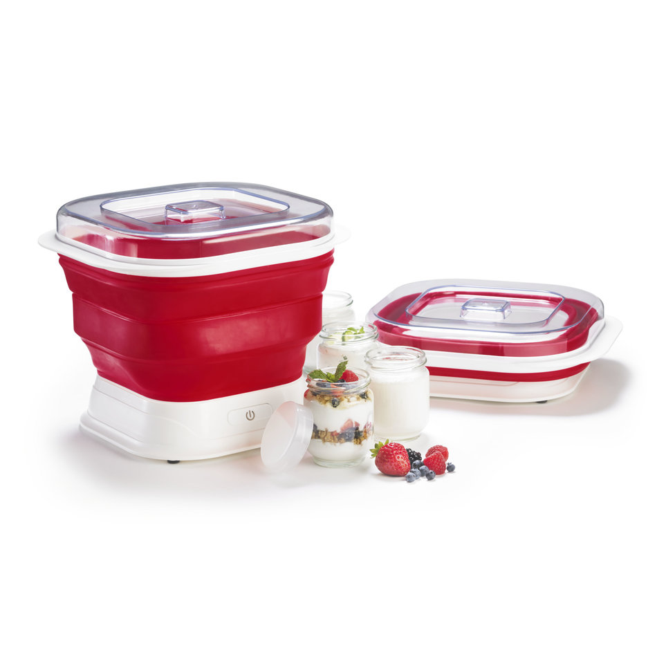 Cuisipro Cuisipro Collapsible Yogurt Maker