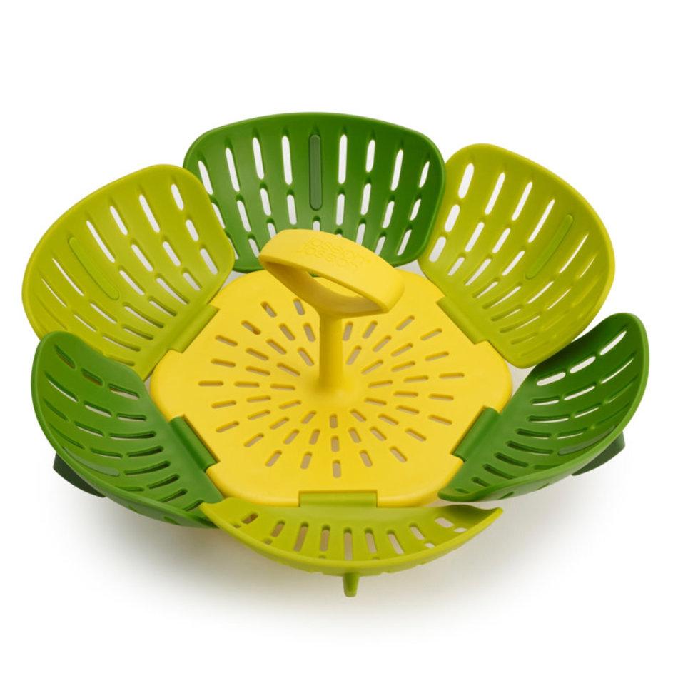Joseph Joseph Joseph Joseph Bloom Fold Steamer Basket