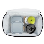 PACKIT Packit Everyday Freezable Lunch Box, Black