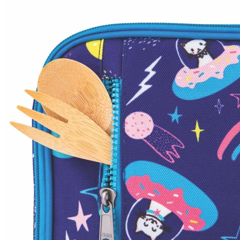 PACKIT Packit Freezable Lunch Box, Sweet Space