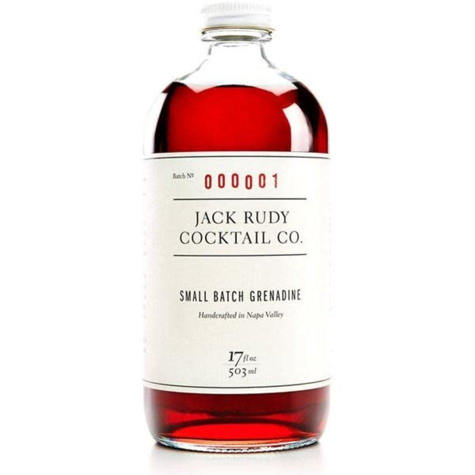 Jack Rudy Jack Rudy Grenadine Syrup