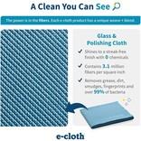 E-Cloth e-cloth Glass Polishing Cloth