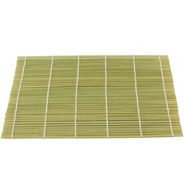 "Bamboo Sushi Mat 9"" x 9.5"""