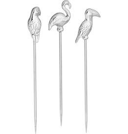 Prodyne Bar Birds Martini Picks