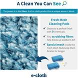 E-Cloth e-cloth Fresh Mesh Pads