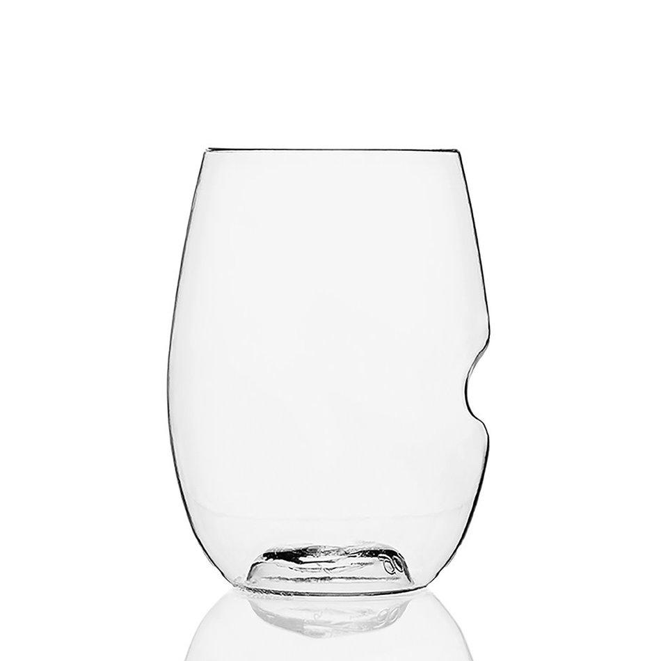 Govino Govino Acrylic Dishwasher Safe Glass, 12oz, Set of 4