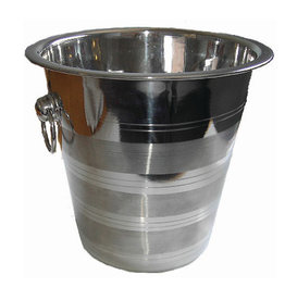 Silver Touch Two-Tone Champagne Bucket