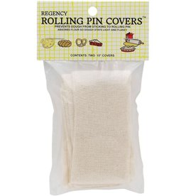 Regency Regency Rolling Pin Covers, Set of 2