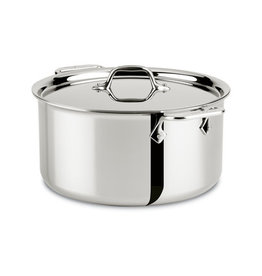 All Clad All Clad Stainless Stockpot, 8QT