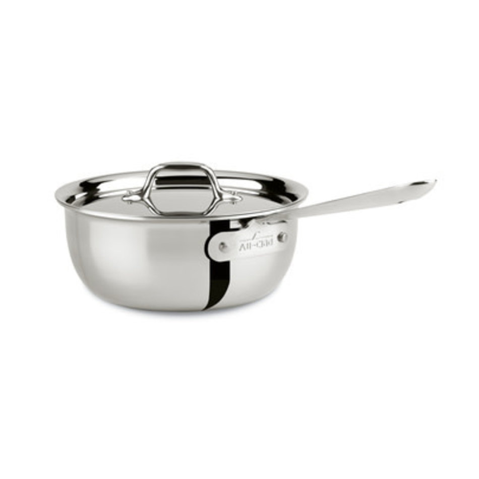 All Clad All Clad Stainless Saucier, 2QT