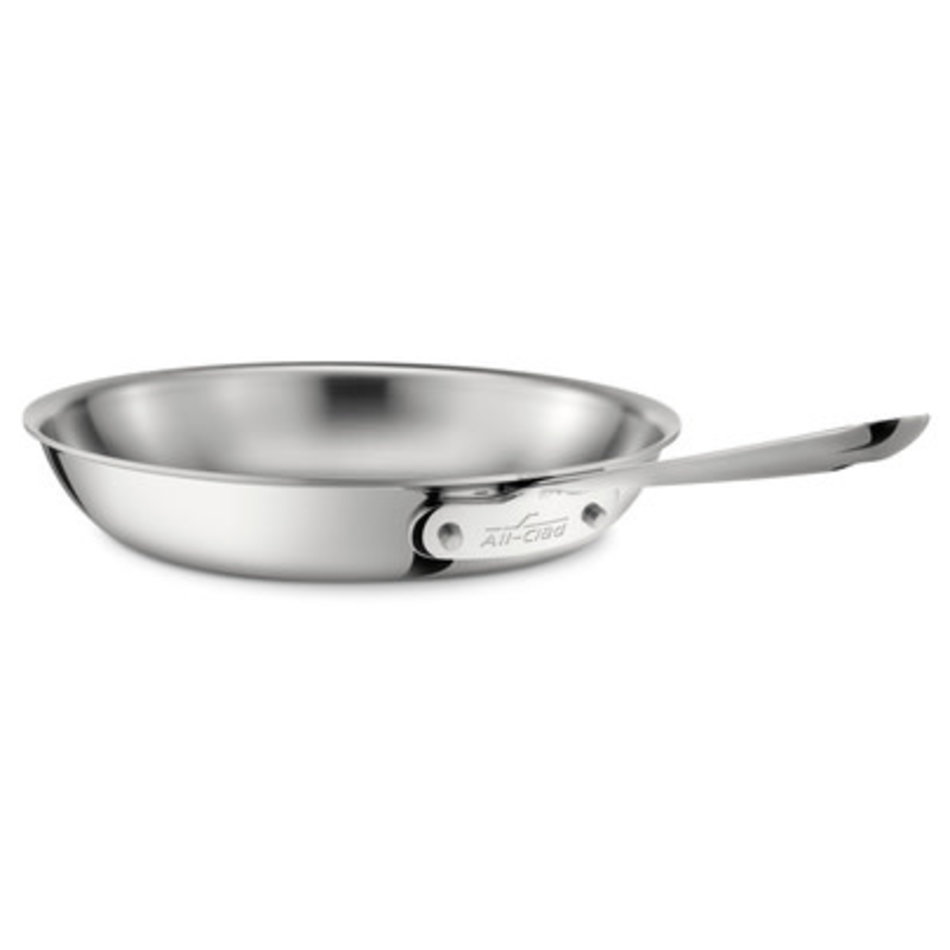 All Clad All Clad Stainless Fry Pan, 10""