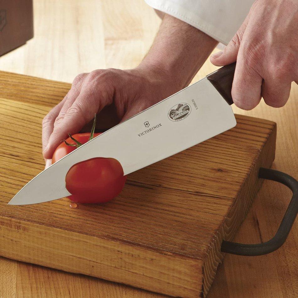 "Victorinox Victorinox Rosewood Chef's Knife, 8"""