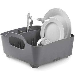 Umbra Umbra Tub Dish Rack, Charcoal