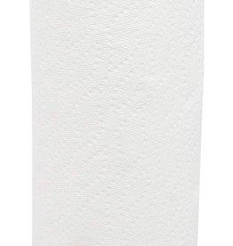 Umbra Umbra Marla Paper Towel Holder, White/Nickel