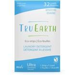 TruEarth TruEarth Eco-Strips Laundry Detergent, Fresh Linen, 32 Strips
