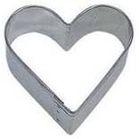 """Cookie Cutter, Heart 3"""""""