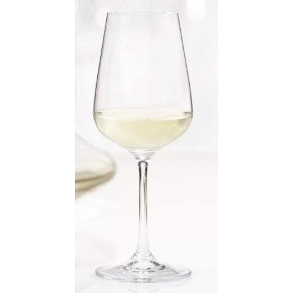 Trudeau Splendido Wine Glasses, 12.75oz, Set of 4