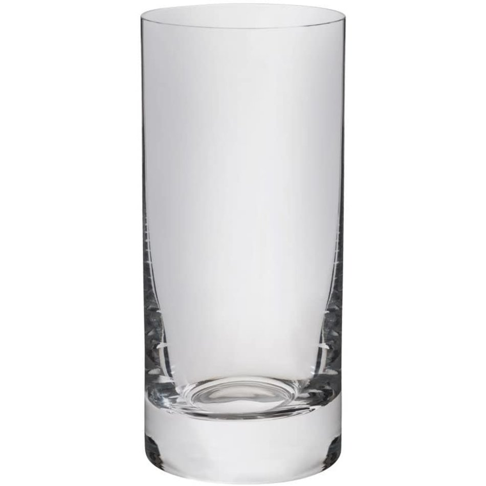 Trudeau Splendido High Ball Glasses, 12.5oz, Set of 4