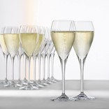 Spiegelau Spiegelau Party Champagne Flutes, Set of 6