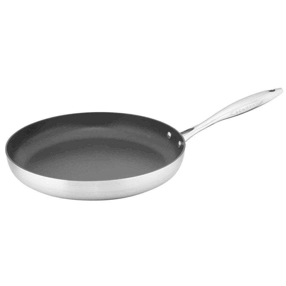 """Scanpan Scanpan CTX Non-Stick Fry Pan, 12.75"""""""