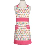 Now Designs Sally Kid's Apron, Sweet Hearts