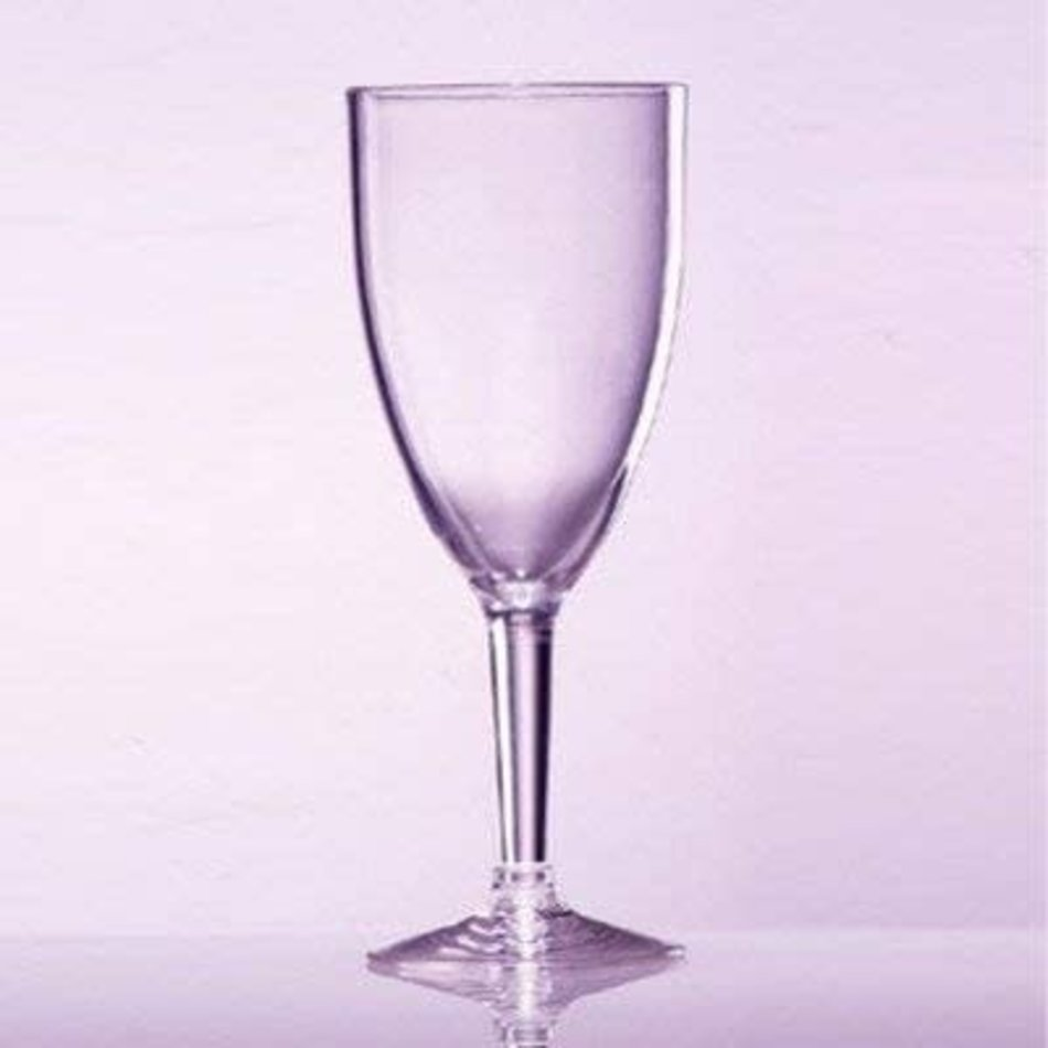Prodyne Prodyne Acrylic Wine Glass, 10oz