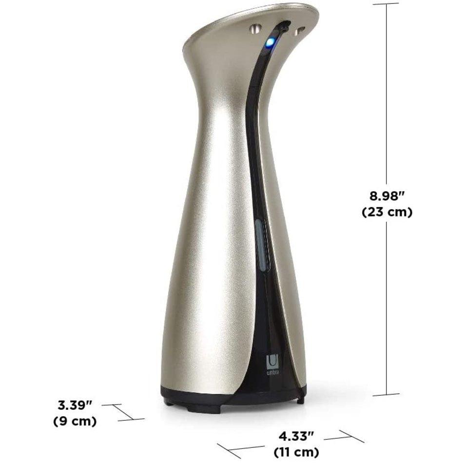 Umbra Umbra Otto Automatic Soap Dispenser, Nickel