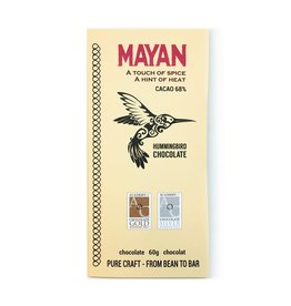 Hummingbird Chocolate Hummingbird Chocolate, Mayan